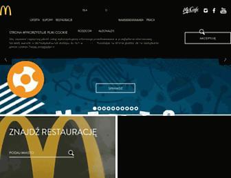 Thumbshot of Mcdonalds.pl