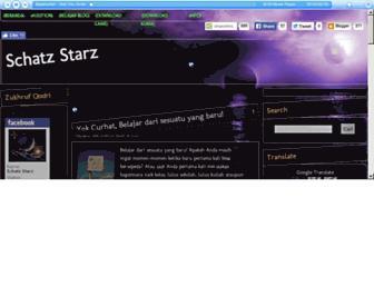 schatzstarz.blogspot.com screenshot
