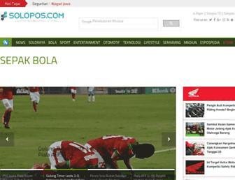 bola.solopos.com screenshot