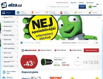 Thumbshot of Alza.cz