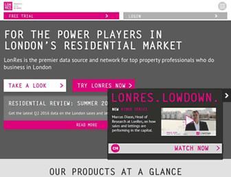 Thumbshot of Lonres.com