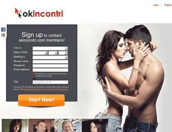 Thumbshot of Okincontri.com