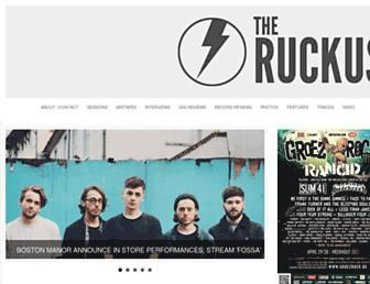 whatstheruckus.com screenshot