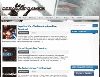 oceanoffgames.com screenshot