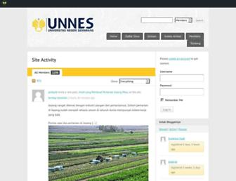 blog.unnes.ac.id screenshot