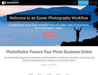 Thumbshot of Photoshelter.com