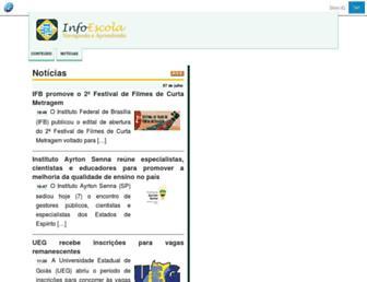 Thumbshot of Infoescola.com