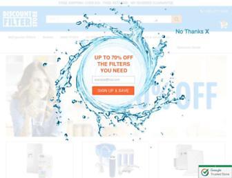 Thumbshot of Discountfilterstore.com