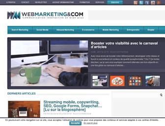 webmarketing-com.com screenshot