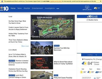 Thumbshot of Nbc10.com