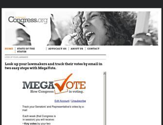 Thumbshot of Congress.org