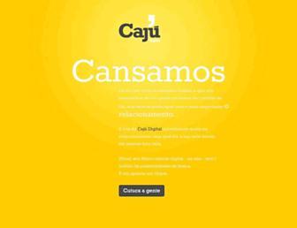 Thumbshot of Cajudigital.com.br