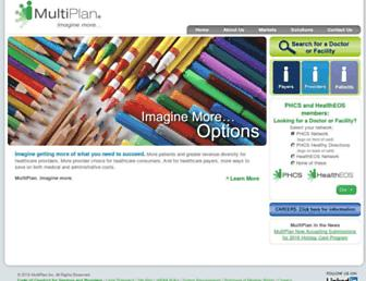 Thumbshot of Multiplan.com