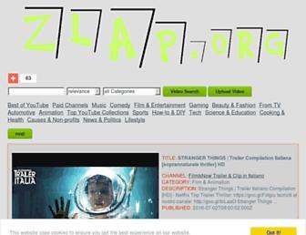 zlap.org screenshot