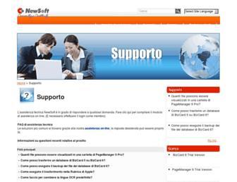 it.newsoft.eu.com screenshot