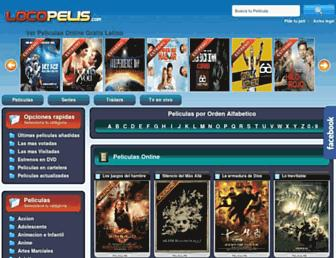 recpelis.net screenshot