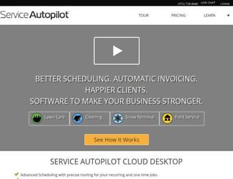 serviceautopilot.com screenshot