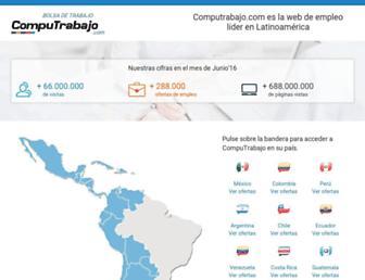 Thumbshot of Computrabajo.com