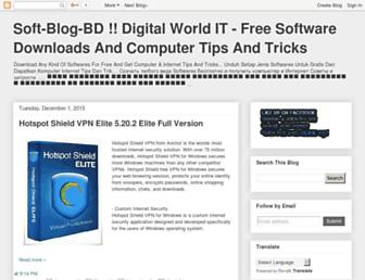 softblogbd.blogspot.com screenshot
