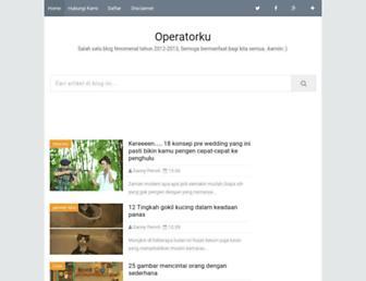 operatorku.blogspot.com screenshot