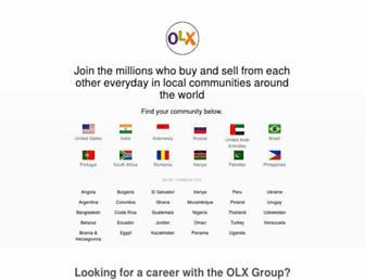Thumbshot of Olx.com