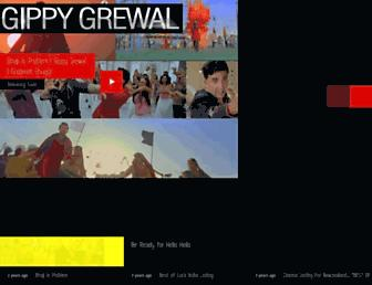 gippygrewal.com screenshot