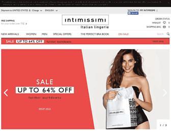 intimissimi.com screenshot