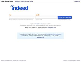 ro.indeed.com screenshot