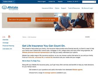 Thumbshot of Myallstatefinancial.com