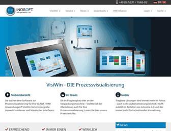 inosoft.com screenshot