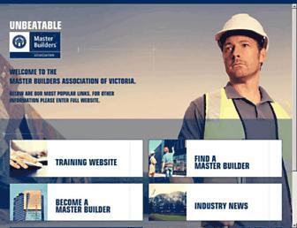 mbav.com.au screenshot