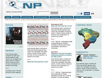 Thumbshot of Radioagencianp.com.br