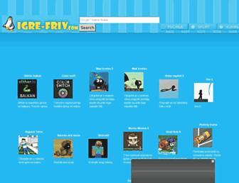 igre-friv.com screenshot