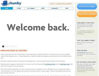 Thumbshot of Chumby.com