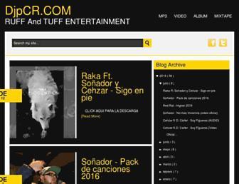 djpcr.com screenshot