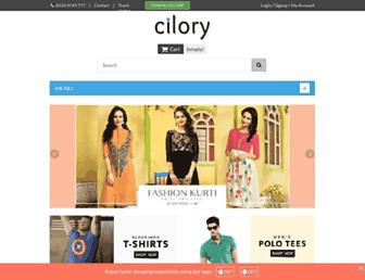 Thumbshot of Cilory.com