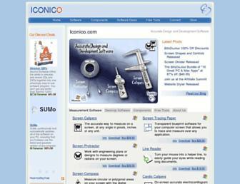 iconico.com screenshot