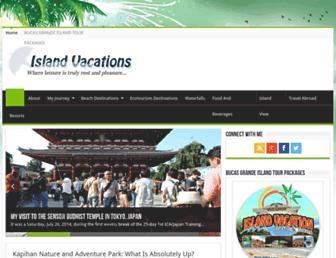 Thumbshot of Islandvacations.me