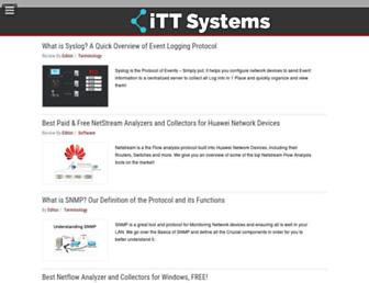 ittsystems.com screenshot