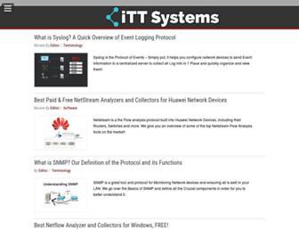 ittsystems.com screenshot