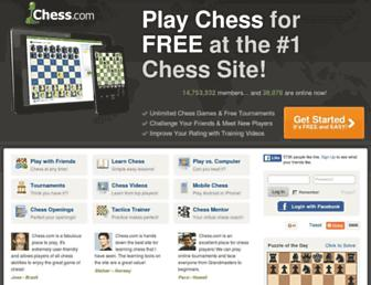 Thumbshot of Chess.com