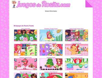 Thumbshot of Juegosderosita.com