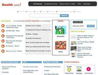 ouchh.com screenshot