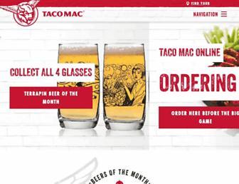tacomac.com screenshot