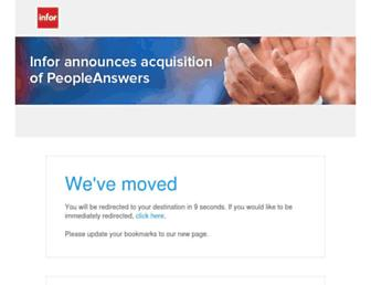 Thumbshot of Peopleanswers.com