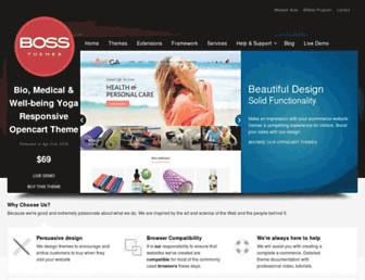Thumbshot of Bossthemes.com