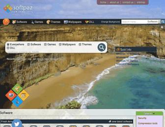 softpaz.com screenshot