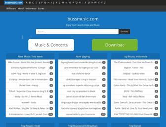 bussmusic.com screenshot
