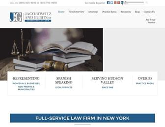jacobowitz.com screenshot