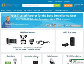 Thumbshot of Spytecinc.com